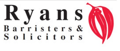 Ryans Barristers & Solicitors Logo