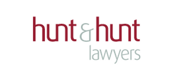 Hunt & Hunt Lawyers Logo