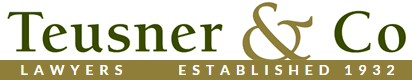 Teusner & Co Logo