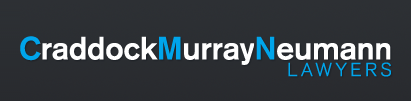 Craddock Murray Neumann Lawyers Logo