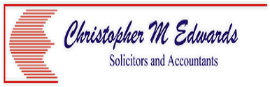 Christopher M Edwards Solicitors Logo