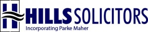 Hills Solicitors Logo