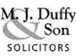 M.J. Duffy & Son Solicitors Logo