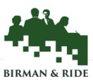 Birman & Ride Logo