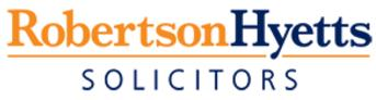 Robertson Hyetts Solicitors Logo