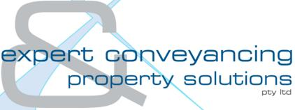 Expert Conveyancing & Property Solutions Logo