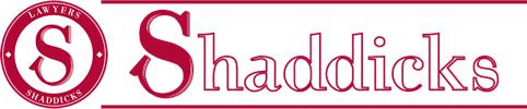Shaddicks Lawyers Logo